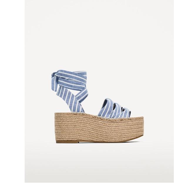 2 | Πλατφόρμα Zara