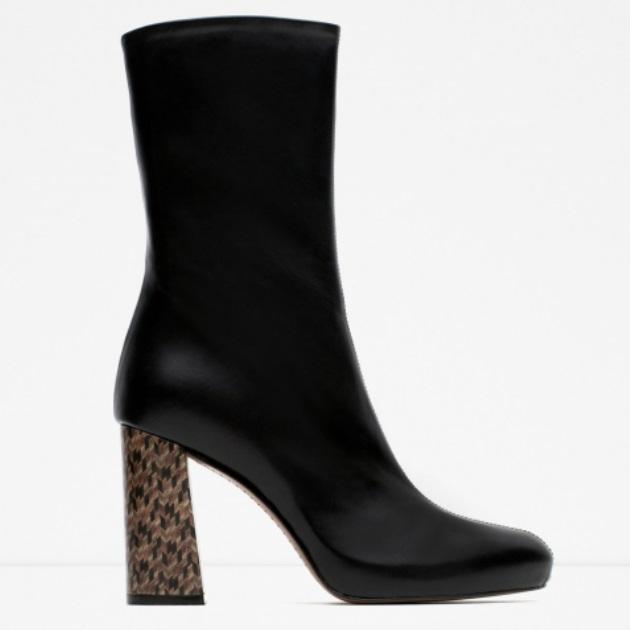 7 | Booties Zara