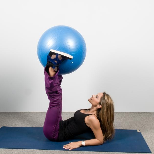 3 | Ασκήσεις με μπάλα: Κοιλιακοί και μηροί Μέρος Δεύτερο