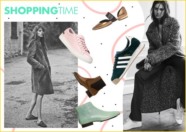 Οδηγός αγοράς: Η fashion editor προτείνει τα πιο στιλάτα φλατ παπούτσια για φέτος | tlife.gr