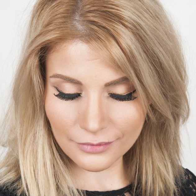 14 | Τέταρτος τρόπος σαν eyeliner: ολοκληρώθηκε