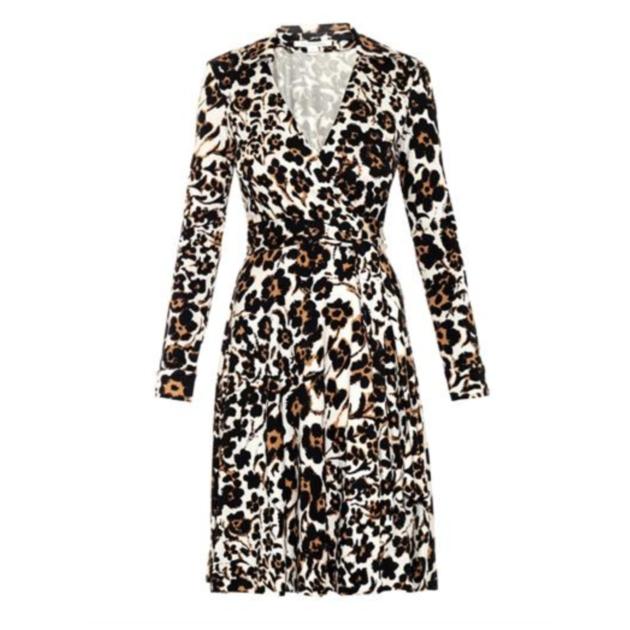 5 | Φόρεμα Diane von Furstenberg