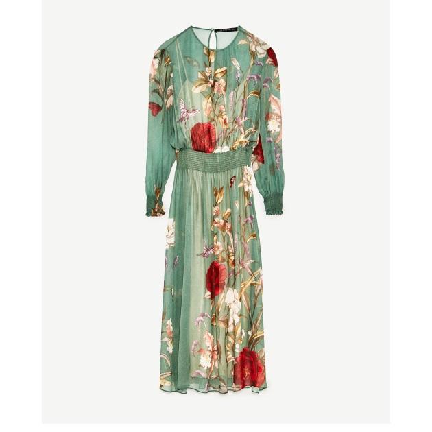 7 | Φόρεμα Zara
