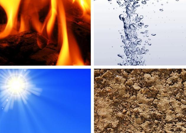 ΚΑΝΕ ΤΟ ΤΕΣΤ! Γη, αέρας, φωτιά ή νερό; Εσένα ποιο στοιχείο σε αντιπροσωπεύει; | tlife.gr