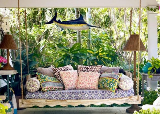 Διακοσμητικά tips και trends για τη βεράντα ή το μπαλκόνι σου