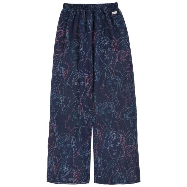 6 | Παντελόνα Andy Warhol Shop & Trade