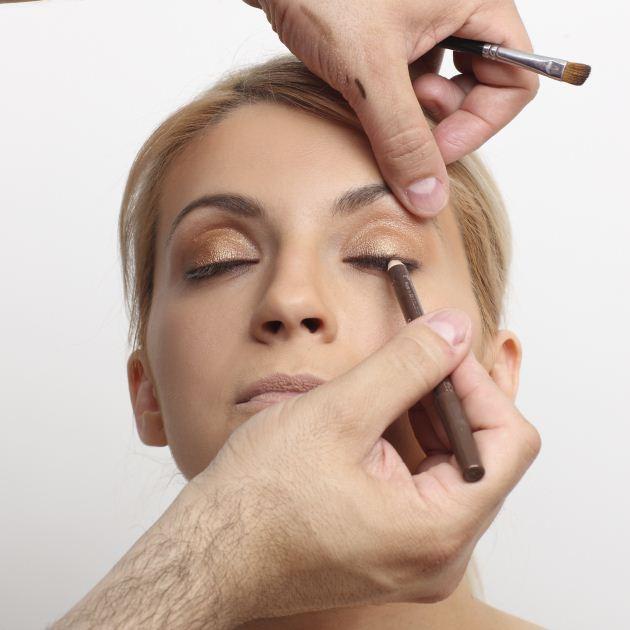 5 | Step 5: Τονίζοντας τα μάτια