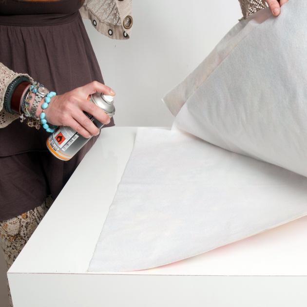 4 | Κόλλησε το στόμιο της τσάντας σου