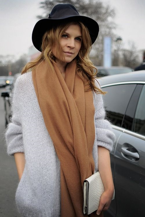 8 | Ένα καπέλο είναι πάντα μια καλή ιδέα!