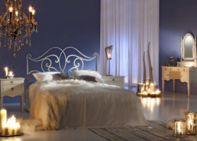 Φτιάξε ρομαντική ατμόσφαιρα στο σπίτι!