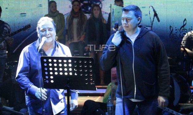 Καρράς – Μακρόπουλος: Οι τελευταίες πρόβες πριν την πρεμιέρα τους! Δες φωτογραφίες | tlife.gr