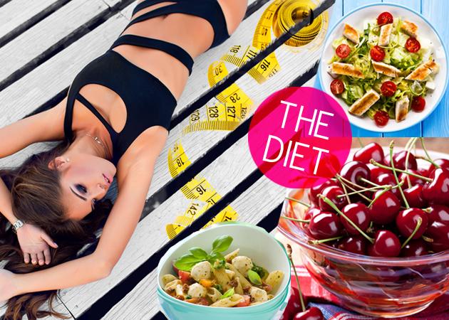 ΔΙΑΙΤΑ: Διώξε τα περιττά κιλά μέχρι να αρχίσουν οι διακοπές σου