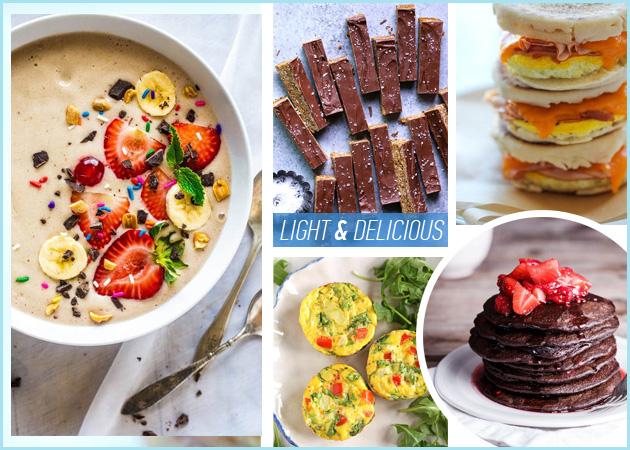 Χάσε κιλά με το… καλημέρα: Light συνταγές πρωινού που δεν ξεπερνούν τις 250 θερμίδες | tlife.gr