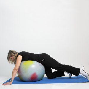 Ασκήσεις με μπάλα…ισορροπία και ενδυνάμωση!