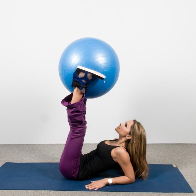 7 | Ασκήσεις με μπάλα: Lift Up με την μπάλα στα πόδια Μέρος Δεύτερο