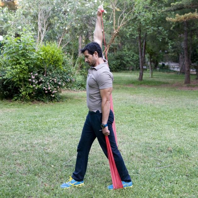 7 | Άσκηση για τρικέφαλους Mέρος Δεύτερο