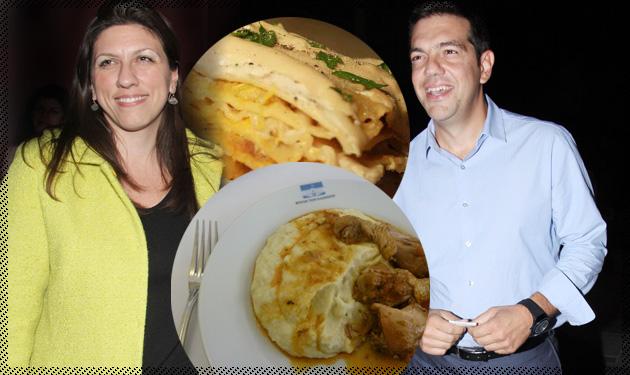 Οι γαστρονομικές προτιμήσεις Τσίπρα – Κωνσταντοπούλου και οι καλύτεροι πελάτες του εστιατορίου της Βουλής! | tlife.gr