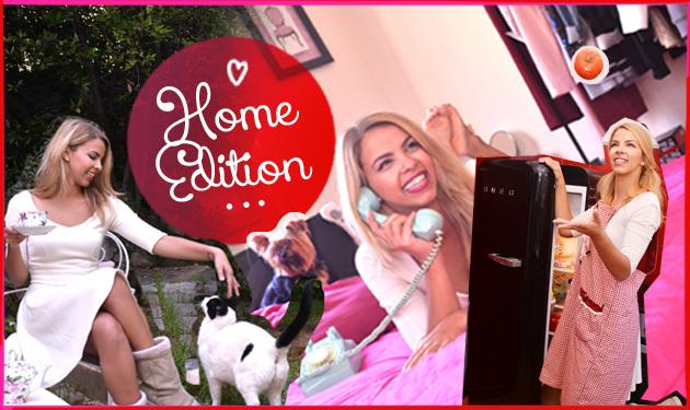 Τζένη Μελιτά: Όταν το κορίτσι του Πρωινού μας άνοιξε το vintage σπίτι της κι έγινε πιο αποκαλυπτικό από ποτέ! | tlife.gr