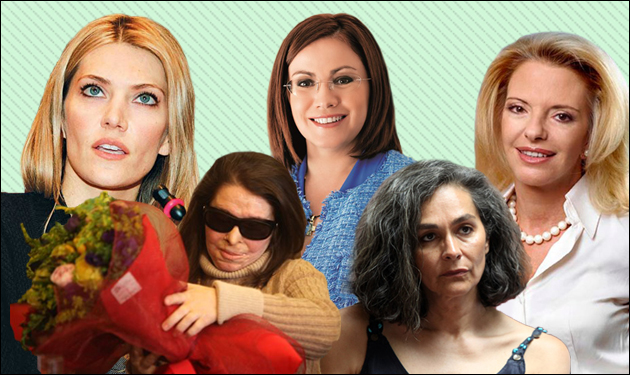Όσα δεν ξέρεις για τις κυρίες που θα εκπροσωπήσουν την χώρα στην Ευρωβουλή