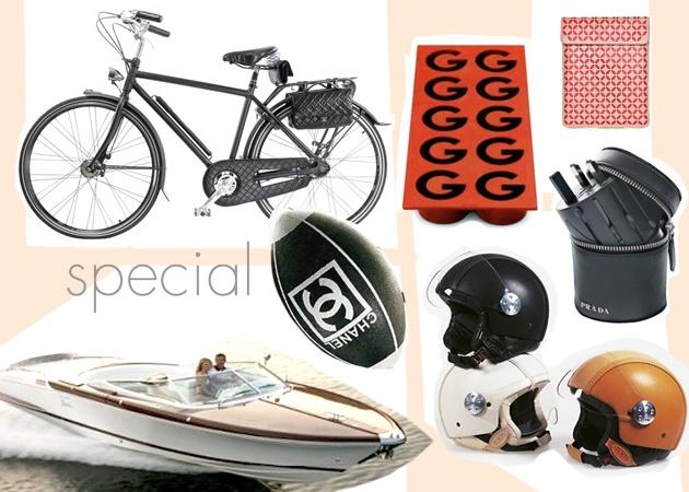 Gucci σκάφος, Chanel ψαροντούφεκο, Lanvin μάσκα ύπνου…. και άλλα «τερτίπια» πολυτελείας! | tlife.gr