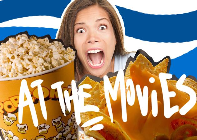 Σινεμαδάκι, ταινιούλα, ποπ κορν, καραμέλες, νάτσος… STOP! Ξέρεις πόσες θερμίδες παίρνεις;