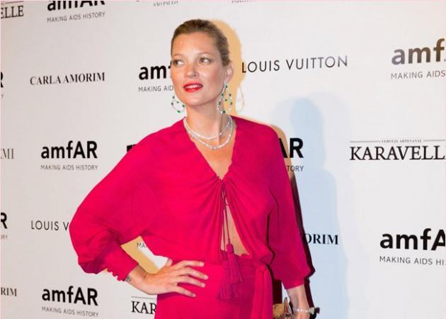 Το εντυπωσιακό look της Kate Moss στο amfAR Gala 2014: Δες τι φόρεσε!