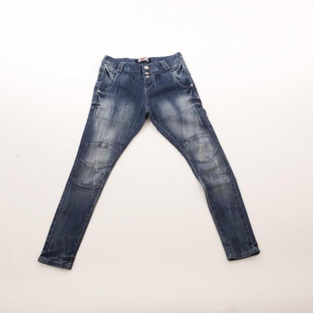 9 | Ξεβαμμένο skinny τζιν if-ganas