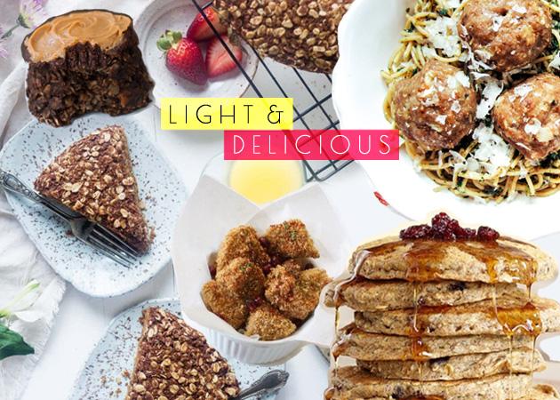 Αλμυρές και γλυκές συνταγές με βρώμη ιδανικές για κάθε δίαιτα - TLIFE 71f9aafb5e0