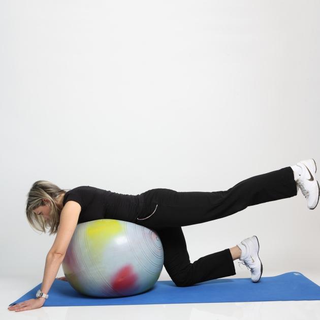 2 | Παραλλαγή άσκησης για πόδια (β΄ μέρος)
