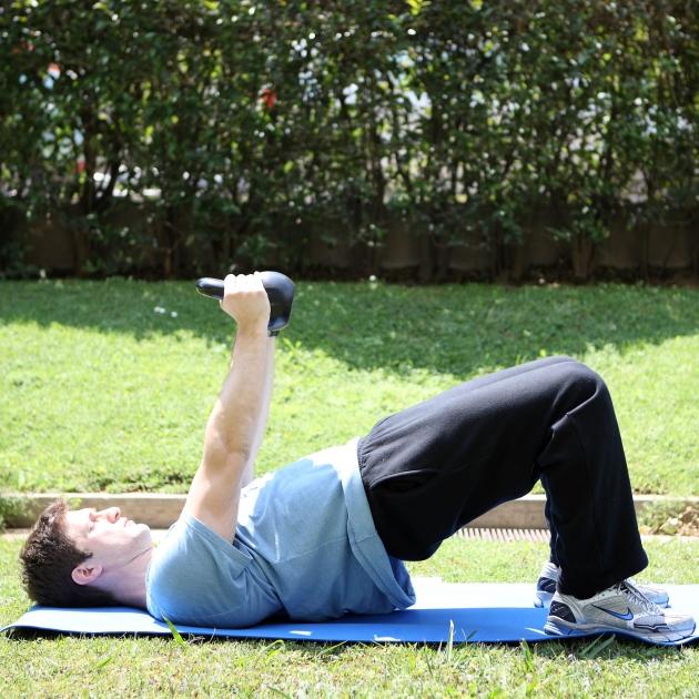 3 | Άσκηση για τη λεκάνη και τα πόδια!
