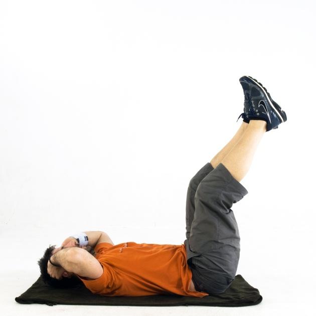 5 | Άσκηση για τους κάτω κοιλιακούς Μέρος Πρώτο