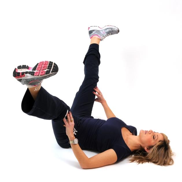10   Εκτάσεις ποδιών από ξαπλωμένη θέση Μέρος Πρώτο