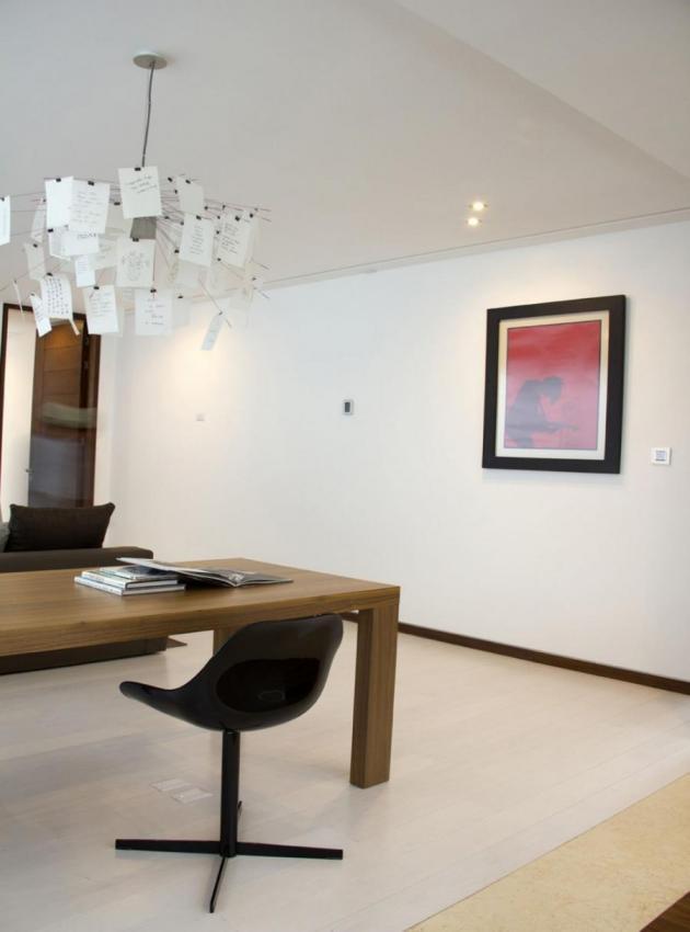 3 | Γραφείο στο σαλόνι!