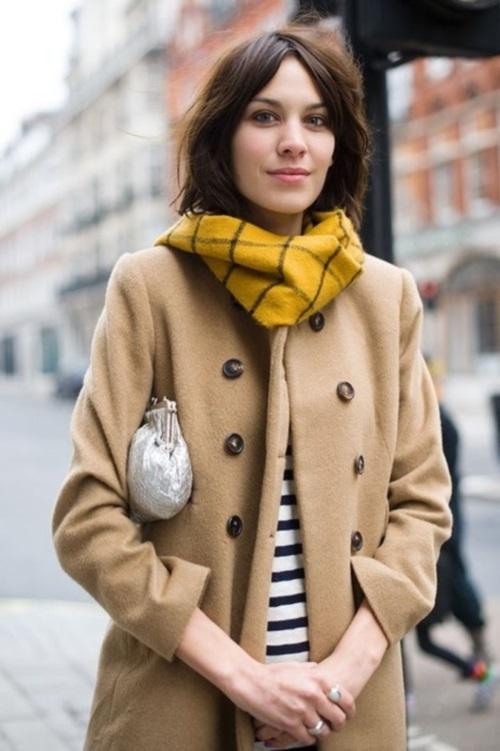 6 | Επέλεξε ένα κλασικό παλτό!