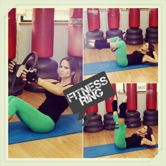 8 | Fitness Ring! Ασκήσεις για να τονώσεις τα χέρια