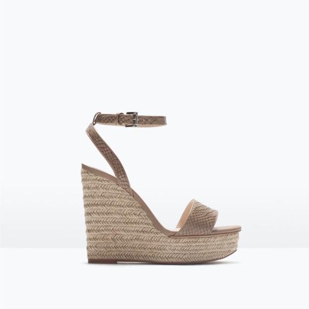 7 | Πλατφόρμες Zara