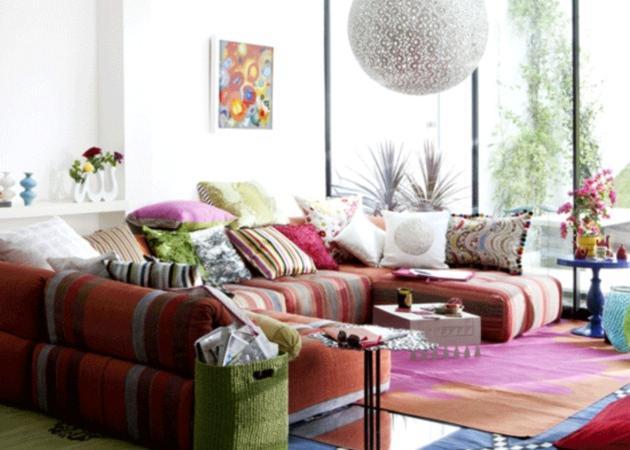 6 ιδέες για να αλλάξεις το σαλόνι σου! | tlife.gr