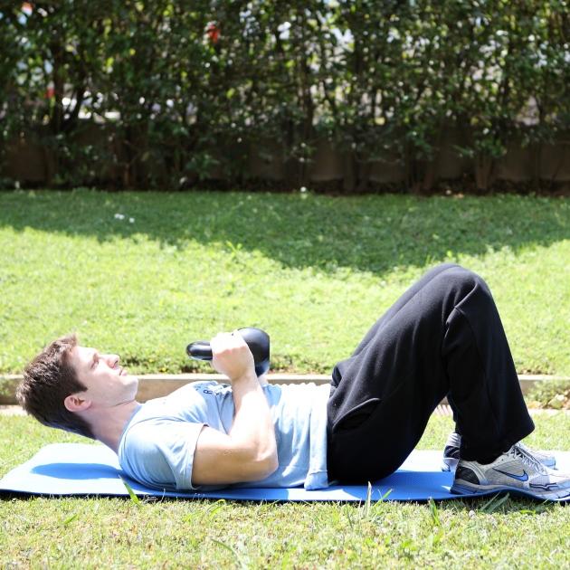 4 | Άσκηση για τη λεκάνη και τα πόδια! (β' μέρος)