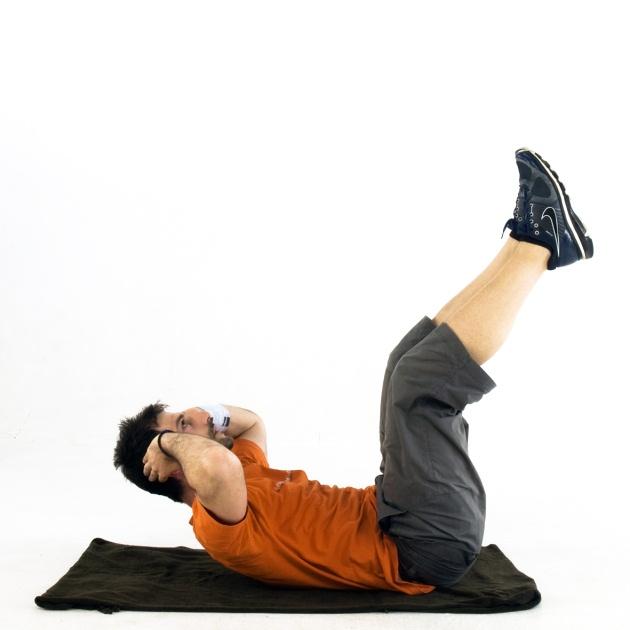 6 | Άσκηση για τους κάτω κοιλιακούς Μέρος Δεύτερο
