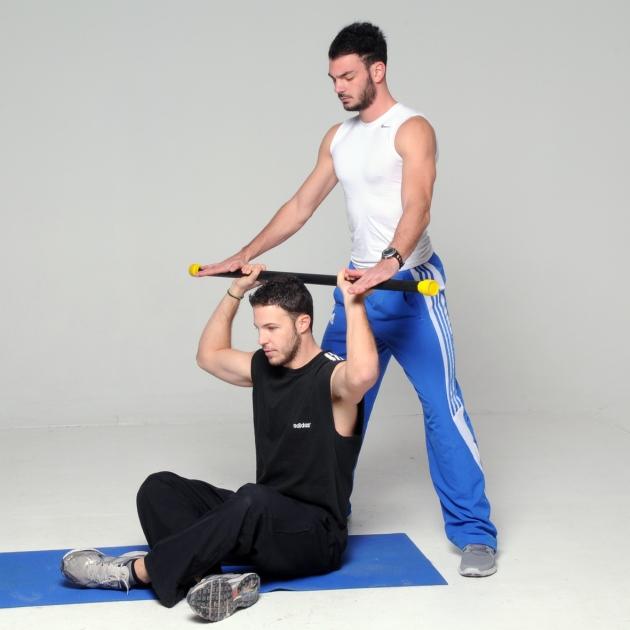 9 | Πιέσεις ώμων και Πλιέ Κάθισμα Μέρος Πρώτο