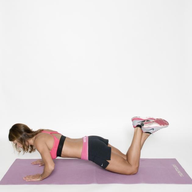 9 | Push Up με στήριξη στα γόνατα Mέρος Δεύτερο