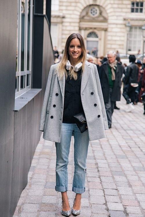 3 | Ρίξε ένα blazer στους ώμους σου!