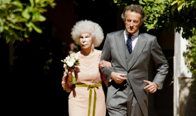 Η 85χρονη Δούκισσα παντρεύτηκε τον 65χρονο αγαπημένο της! Φωτογραφίες | tlife.gr