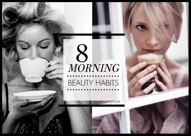 8 πρωινές beauty συνήθειες που σου αλλάζουν τη μέρα… και το δέρμα! | tlife.gr