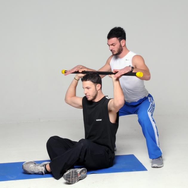 10 | Πιέσεις ώμων και Πλιέ Κάθισμα Μέρος Δεύτερο