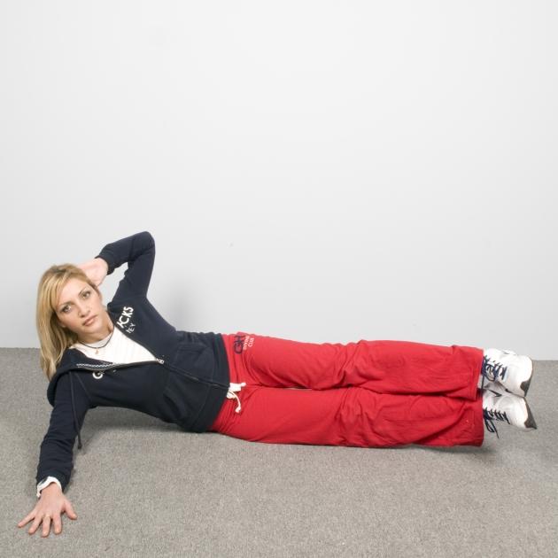 9 | Πλάγιοι κοιλιακοί -Άσκηση Δεύτερη Μέρος Πρώτο