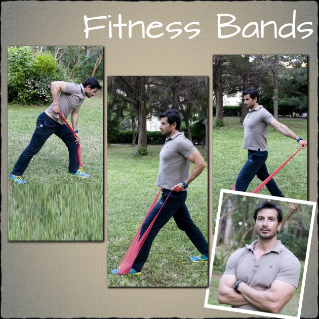 1 | Fitness Bands! Ένα πρόγραμμα για να γυμνάσεις τέλεια τα χέρια