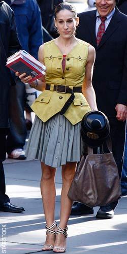 4 | Carrie Bradshaw