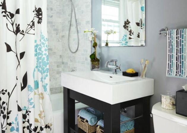 Μικρό μπάνιο; «Μεγάλες» λύσεις! | tlife.gr