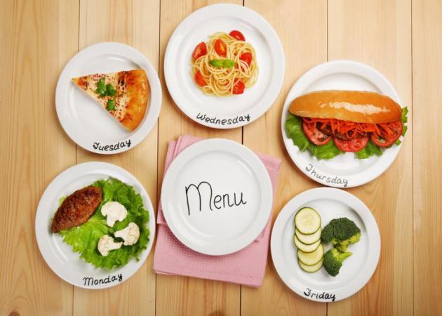 Το μενού της εβδομάδας: Τι τρώμε σήμερα;